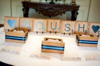 A Book Nerd Wedding by The Love Nerds #diywedding #scrabblewedding #lovenerdevents