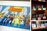 Comic Book Wedding - Unique details incorporates nerdy personality while still being stylish! {The Love Nerds} #lovenerdevents #weddingdecor #nerdywedding