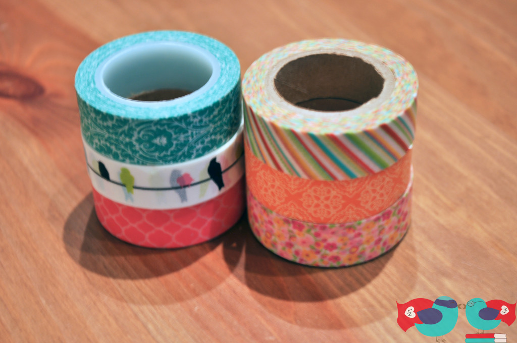 Pick Your Plum Washi Tape