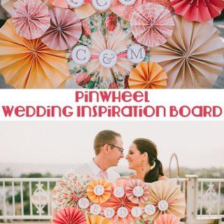 A Pinwheel Wedding {Pinspiration}