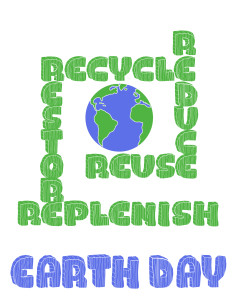 Earth Day Print from thelovenerds.com