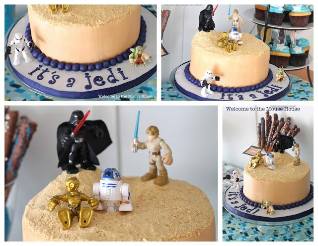 Star Wars Baby Shower