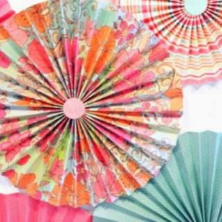 DIY Pinwheel Lunch Reception {Love Nerd Events} #wedding #diywedding #budgetwedding