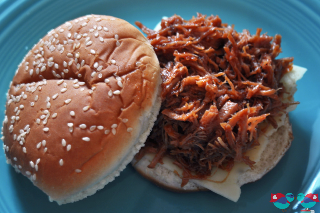 how to make bbq pulled pork in crockpot