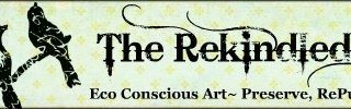 Friday Feature: The Rekindled Page