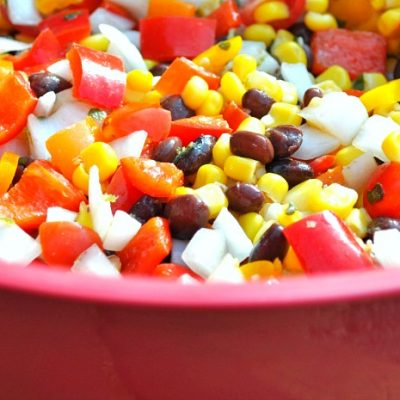 Zesty Summer Salsa
