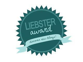So excited!!! A second Liebster award!