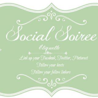 Social Soirée {Link Up #10}