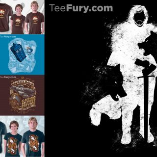 A Nerdy T-Shirt Collection – 8 Awesome Shirts for the Nerd at Heart