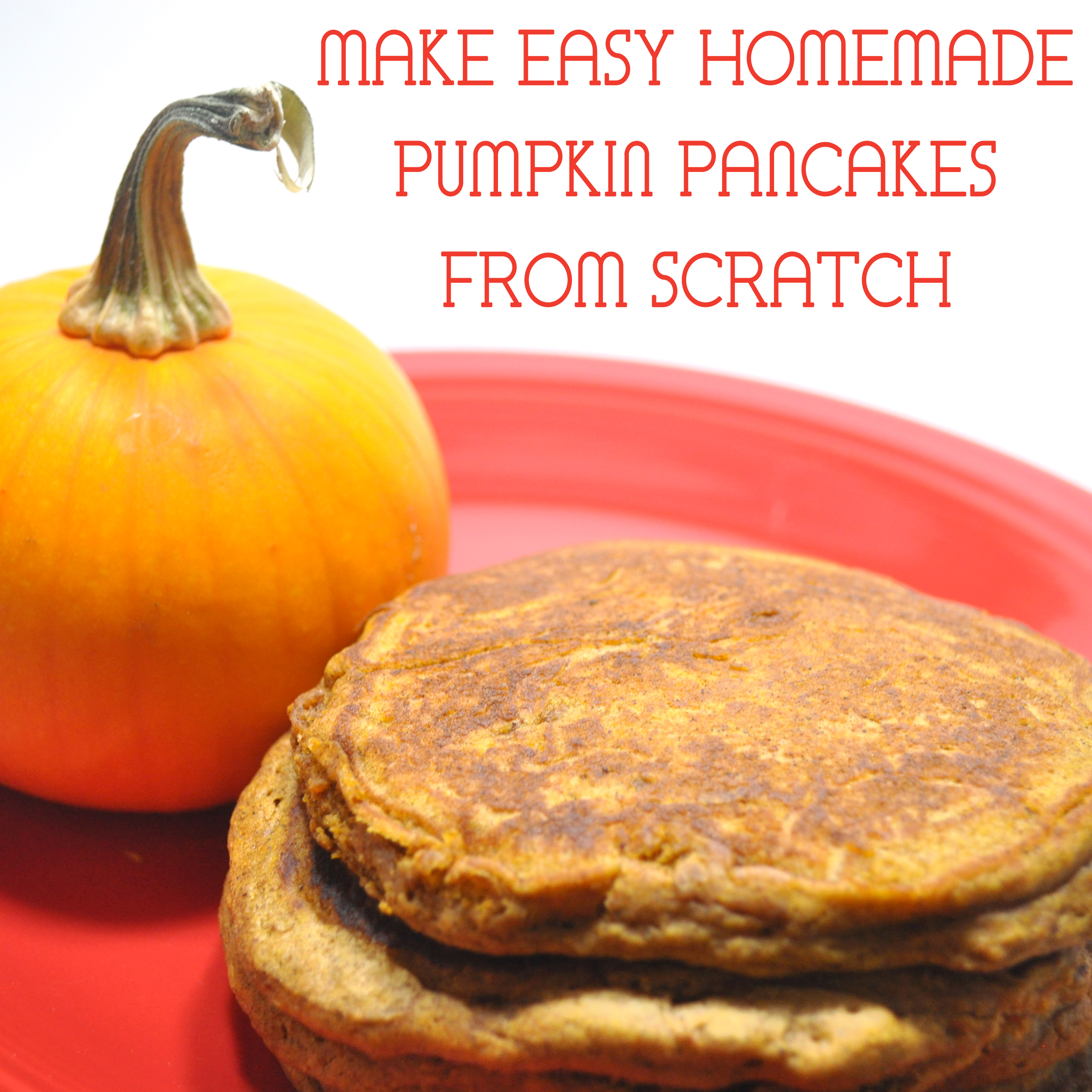 Make delicious Pumpkin Pecan Pancake from scratch for your breakfast ...