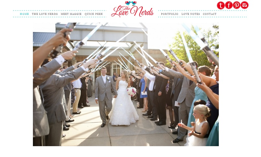 The Love Nerds - Wedding and Events