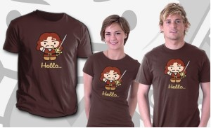 "Tee Fury offers The Princess Bride shirt - ""Hello, My Name is Inigo"""