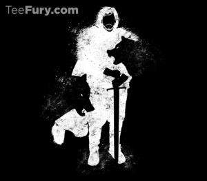 Night's Watch - Perfect Game of Thrones Tshirt. Gorgeous design offered in Black and White on Tee fury