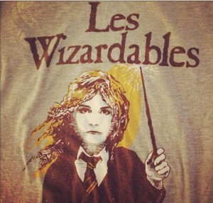 hermione granger meets les miserables