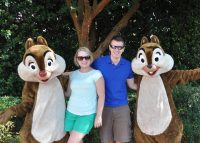 Behind-the-Scenes of our Disney vacation!