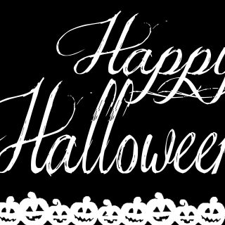 Happy Halloween!! {free printable}