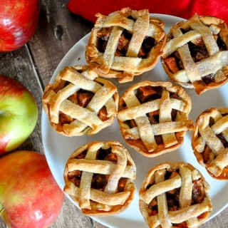 Individual Apple Pies!