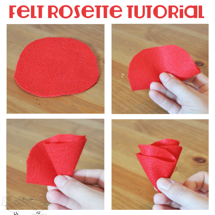 Santa Wreath Tutorial 2