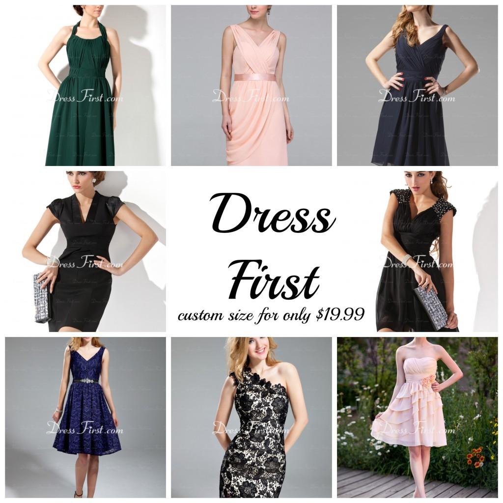 Wedding Guest Dress Ideas from Dress First from The Love Nerds
