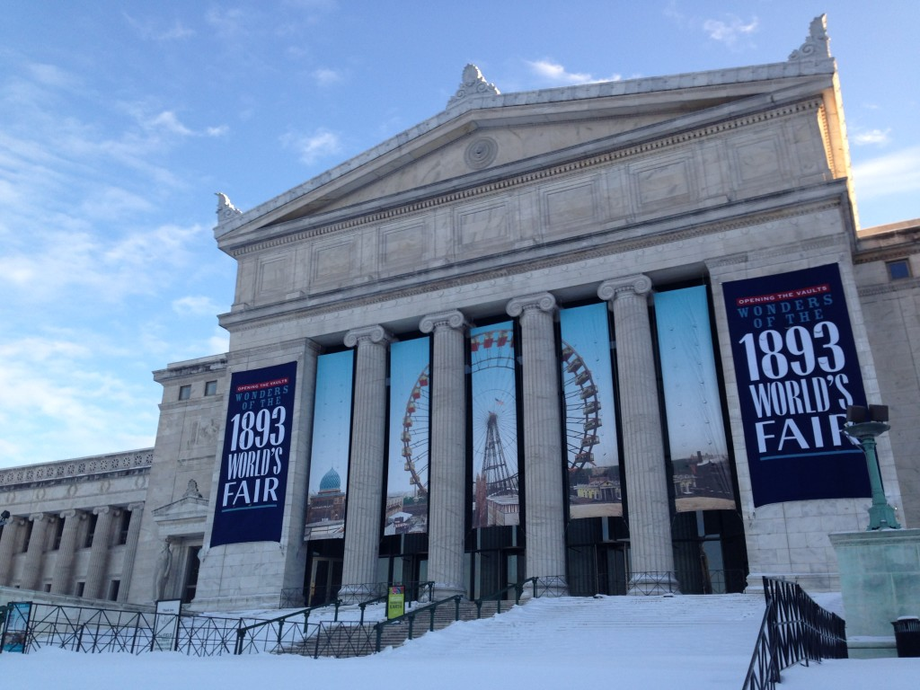 The Field Museum: 1893 World's Fair Exhibit