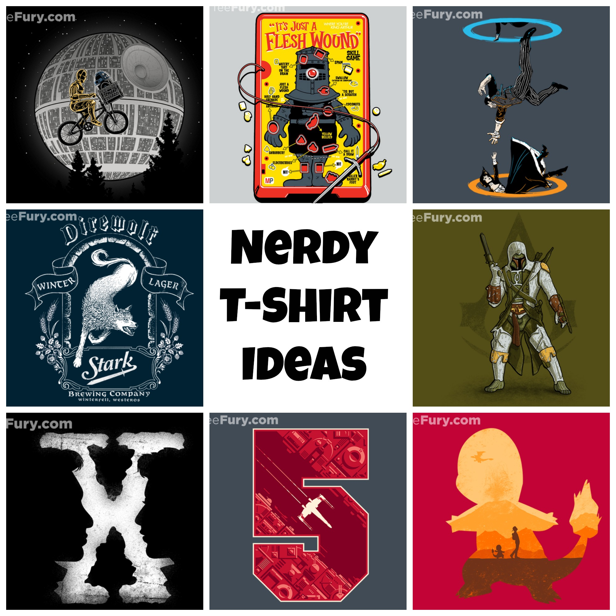 Wedding Gifts For Nerds : Nerdy T-shirt - Gift Ideas for the Nerd in your Life {Round 2} - The ...