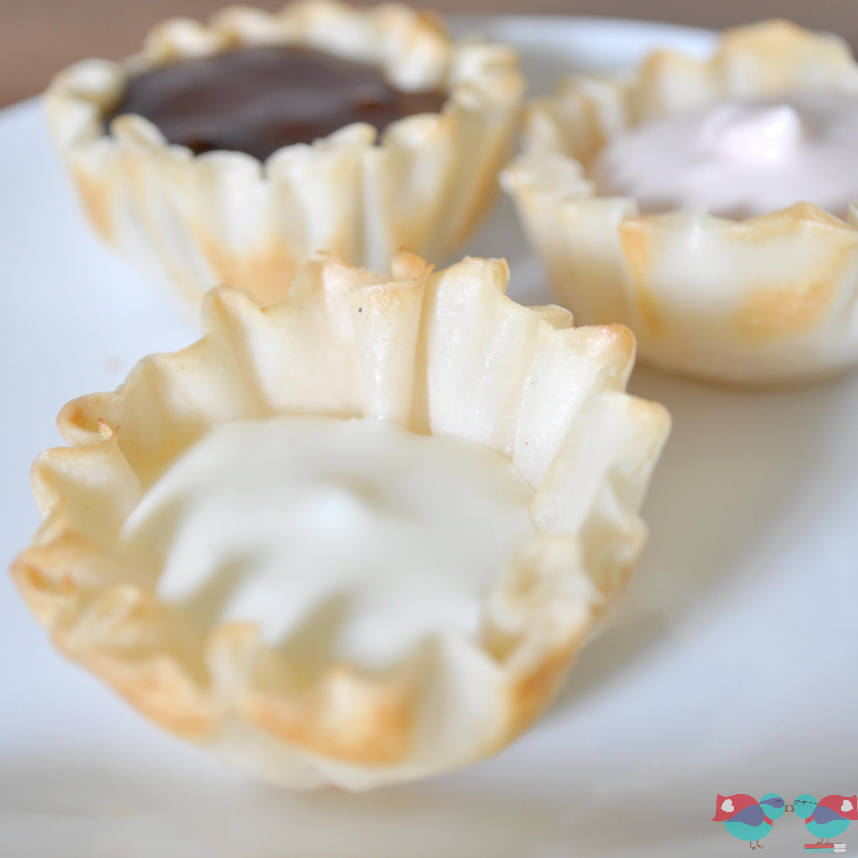 Phyllo Cup Dessert Recipe