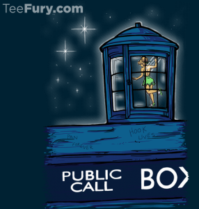 Nerdy T-Shirt ideas - The Dr Who Version with some great Disney collections {The Love Nerds} #geekery #nerd #nerdytshirts #drwho #disney