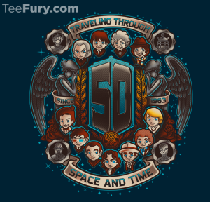 Nerdy T-Shirt ideas - The Dr Who Version {The Love Nerds} #geekery #nerd #nerdytshirts #drwho