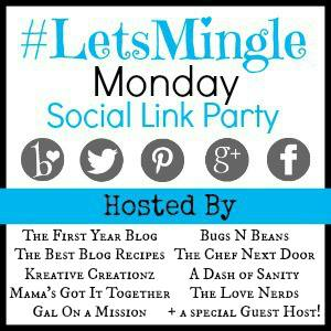 #LetsMingle Monday Social Link Party #29
