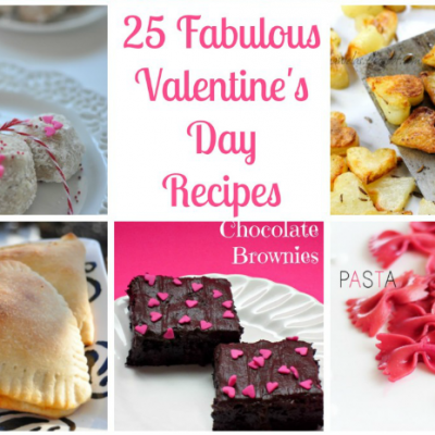 25 Valentine's Day Recipes for the Whole Day
