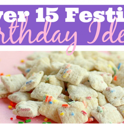 15+ Festive Birthday Ideas