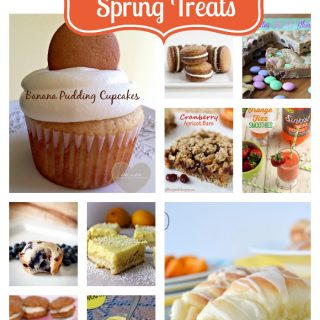 10 Fabulous Spring Treats