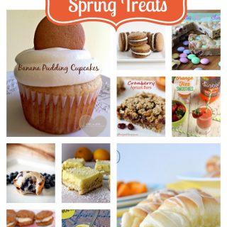 10 Fabulous Spring Treats