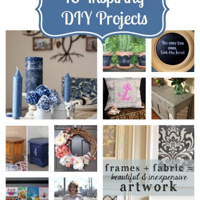 10 Inspiring DIY Projects