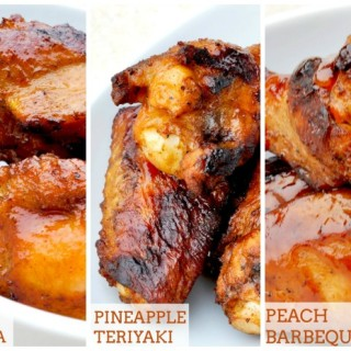 Who's ready for summer?! I am excited for grilling recipes and summer BBQs which these 3 Delicious Grilling Sauces are perfect for!! You definitely want to use this for wing sauce, BBQ chicken, and more! | The Love Nerds #whatsgrillin #ad