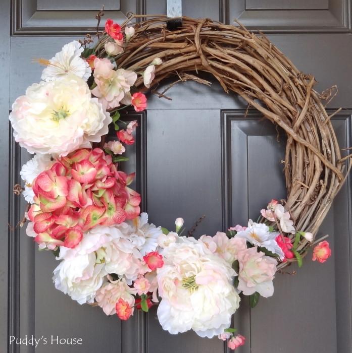 DIY-Spring-Wreath-2014-after-on-front-door