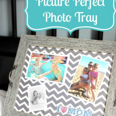 Mother's Day Gift – Picture Perfect Photo Tray