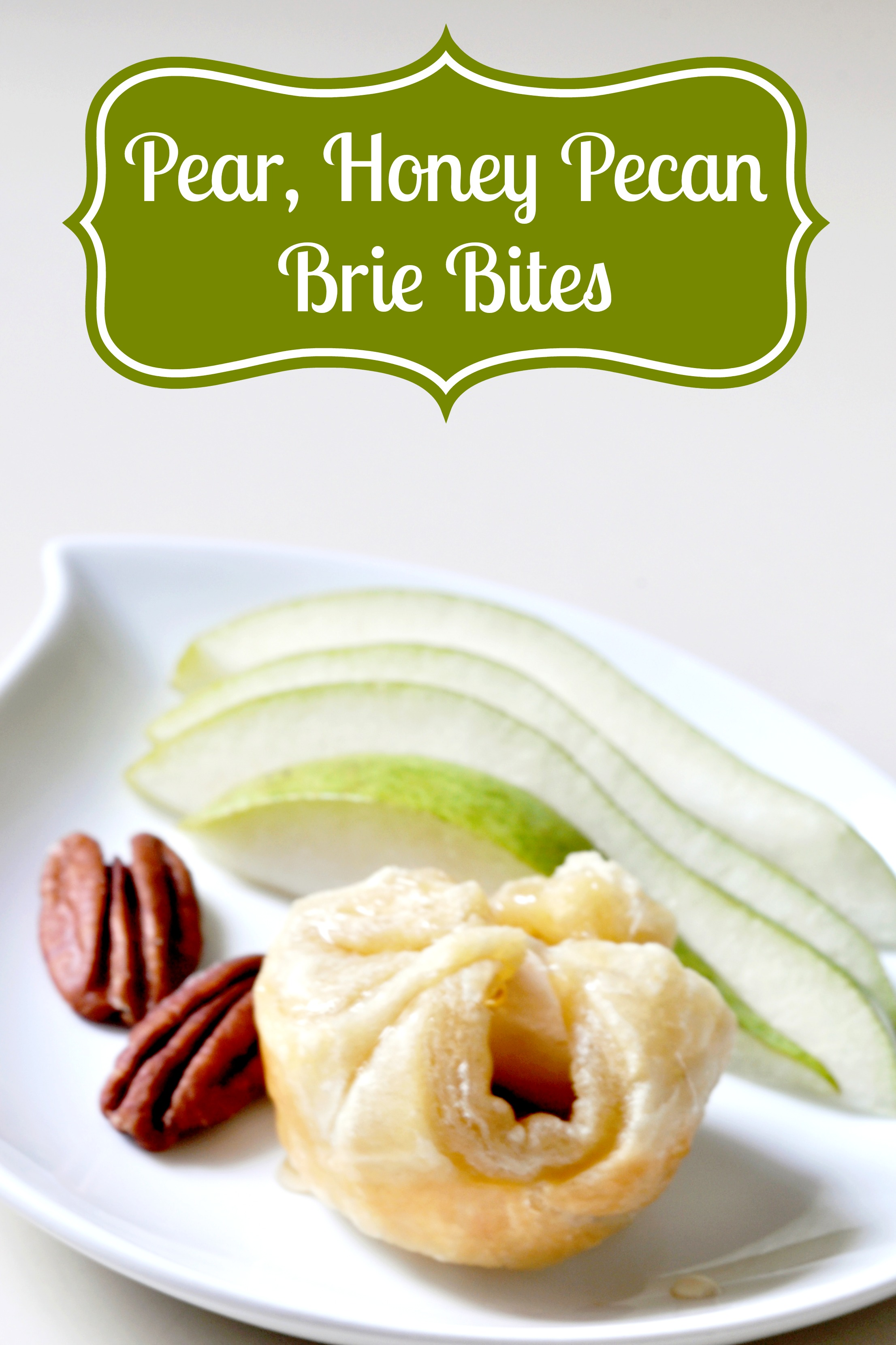 Wine and Cheese Date Night with Homemade Brie Bites - Raspberry Brie Bites and Pear, Honey Pecan Brie Bites {The Love Nerds} #datenight #appetizer #puffpastry