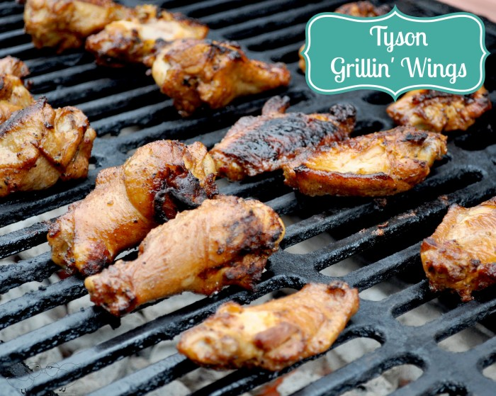 3 Delicious Summer Grilling Sauces - Perfect with Tyson Grillin' Wings {The Love Nerds} #recipe #whatsgrillin #CollectiveBias #ad