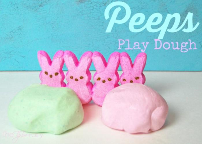 peeps-play-dough