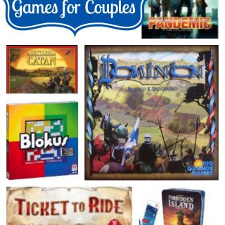 Great 2-Player Games for Couples