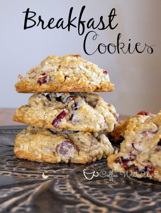 Breakfast-Cookies