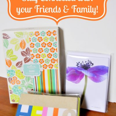 Connecting Friends with Hallmark!