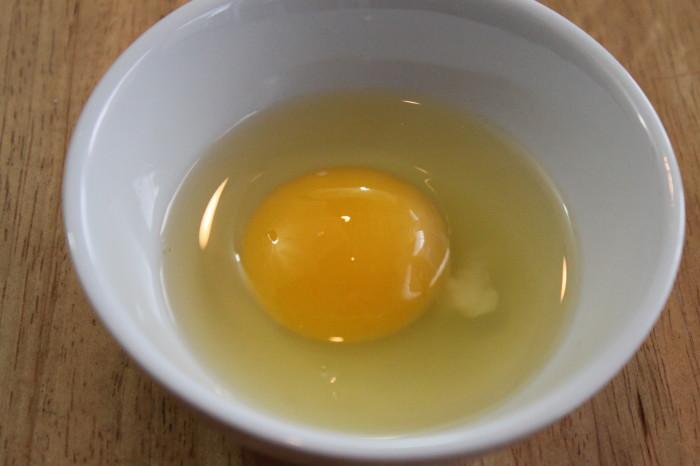 A taste of Italy Eggs Benedict
