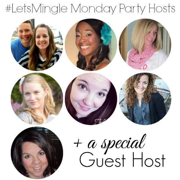 #Let'sMingle Monday Hosts