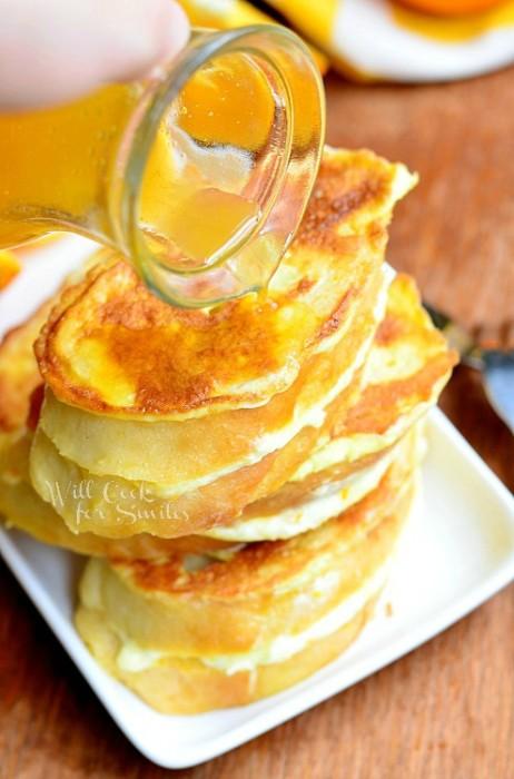 Orange-Creamsicle-French-Toast-1-from-willcookforsmiles.com-breakfast-orange-frenchtoast