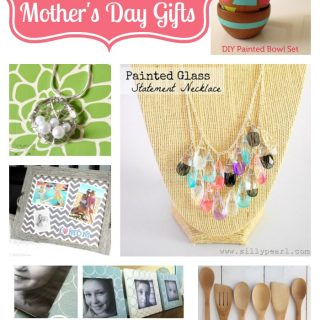 Over 30 DIY Mother's Day Gift Ideas