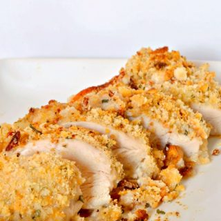 Three Cheese Ranch Chicken