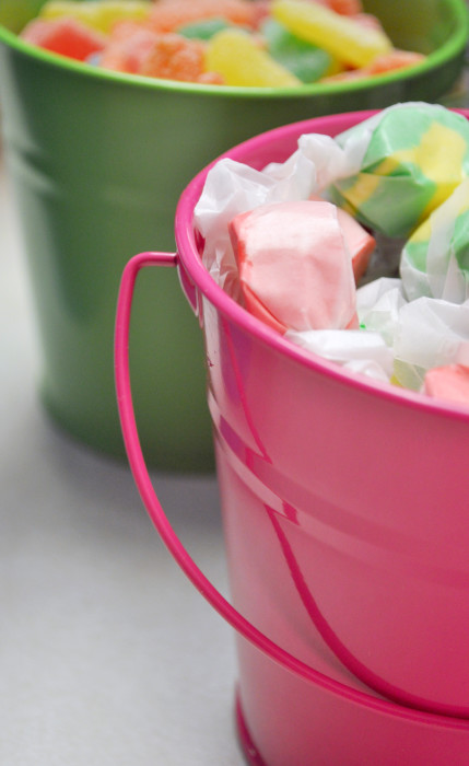 Candy Buckets