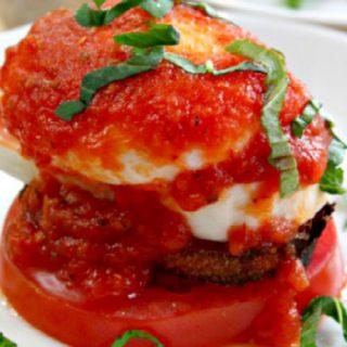 A Taste of Italy: Caprese Eggs Benedict